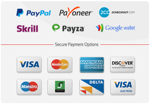 Payment Gateway Opties